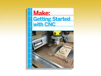Make: Getting Started With CNC Routing - Product Image