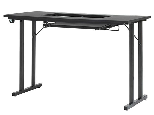 SewStation 201 Sewing Table by SewingRite (Black/Black)