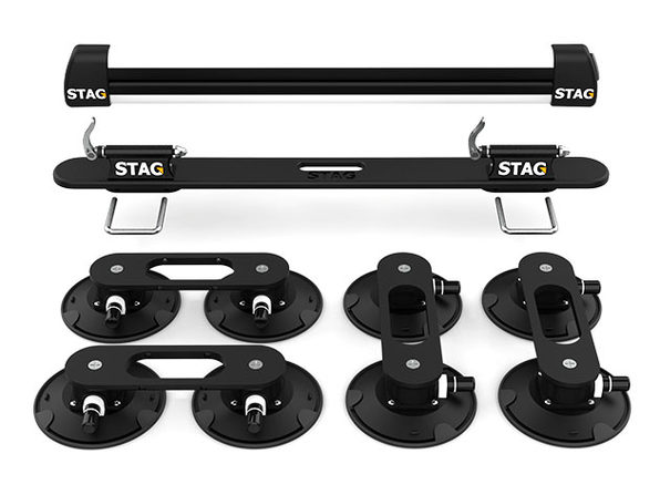 STAG Ski, Bike & Base Unit Bundle