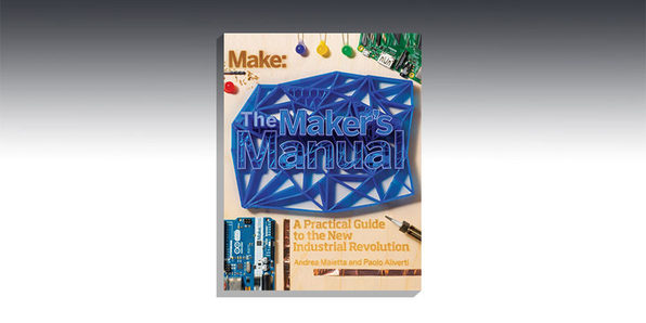The Maker's Manual - Product Image