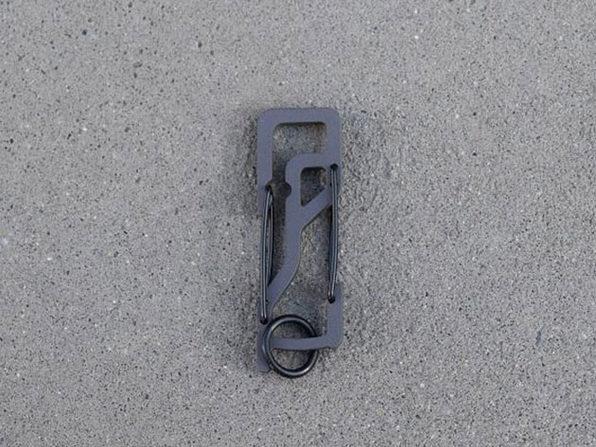 Key Titan KT5 Carabiner (Orbital Grey)