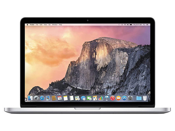 "Apple MacBook Pro 13.3"" 4G RAM 320GB - Silver (Refurbished)"