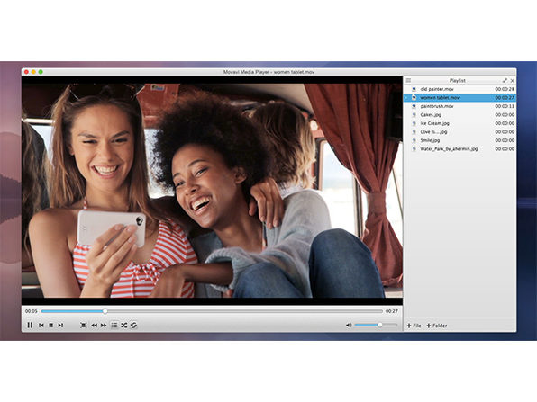 Media Player for Mac - Product Image
