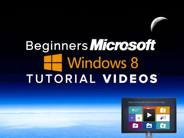 Microsoft Windows 8 Tutorial Course - Product Image