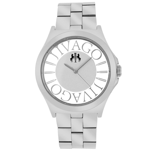 Jivago Women's Fun Silver Dial Watch - JV8410