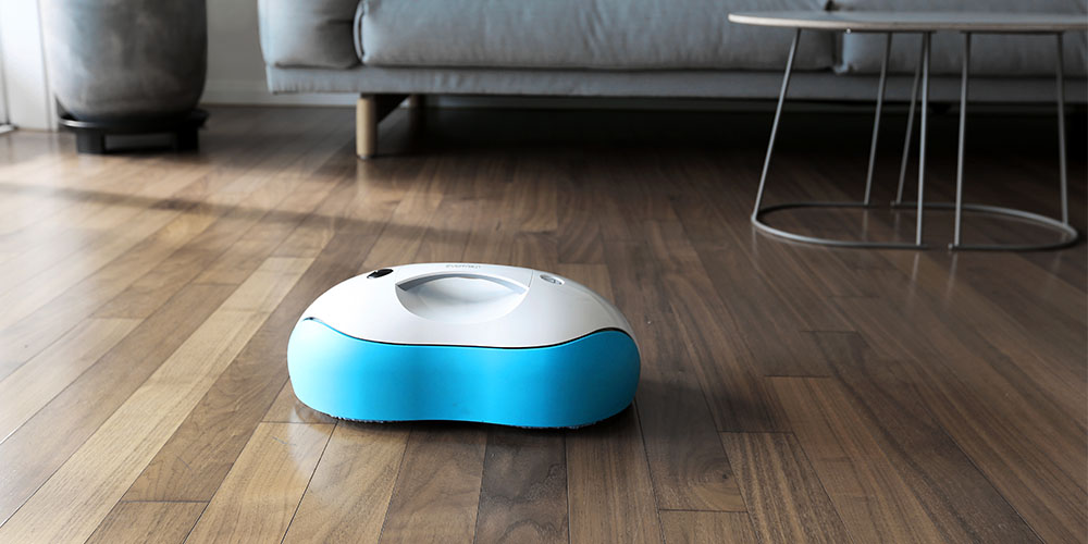 Elicto Everybot RS500 Robotic Spin Mop & Polisher, now on sale for $220