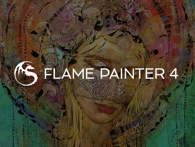 Stack Social Deal for Flame Painter 4: Lifetime Subscription