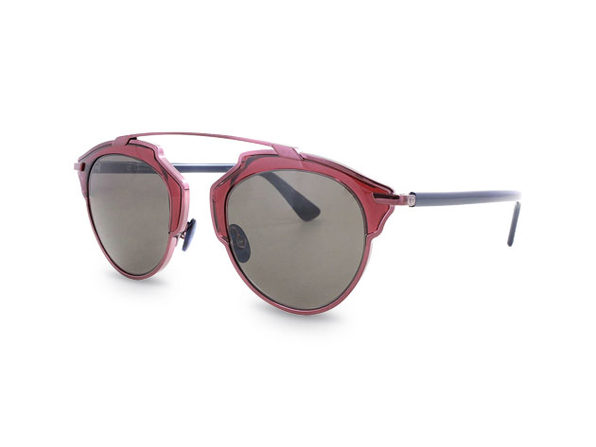 9f95cc7960 Dior So Real Sunglasses (Burgundy Brown)