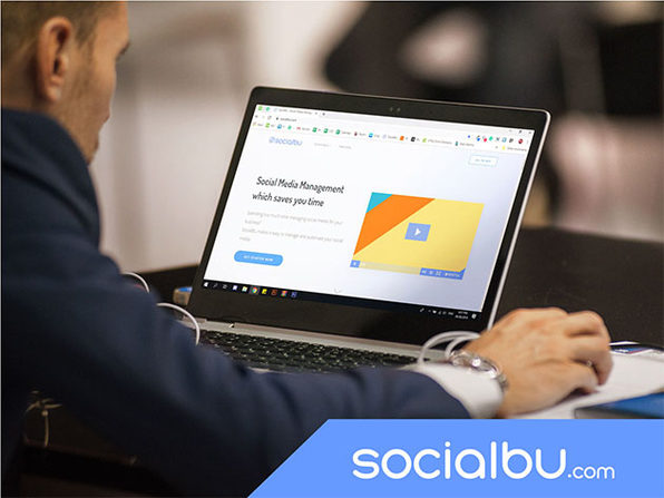 SocialBu Social Media Tool Starter Plan: Lifetime Subscription