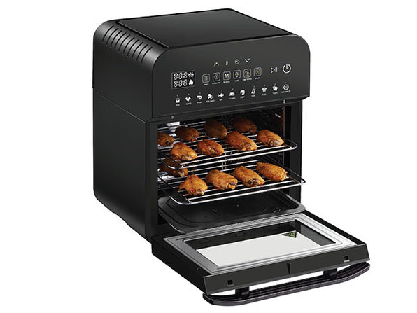 GoWISE USA® 12.7QT Electric Air Fryer Toaster Oven