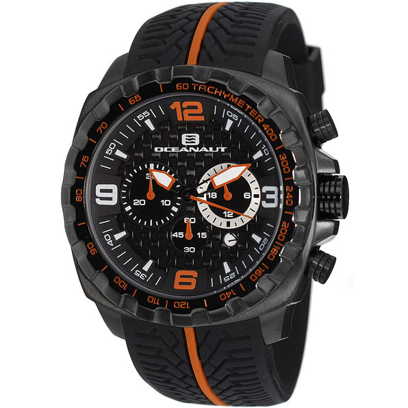Oceanaut Men's Black Dial Watch - OC1126 - Product Image
