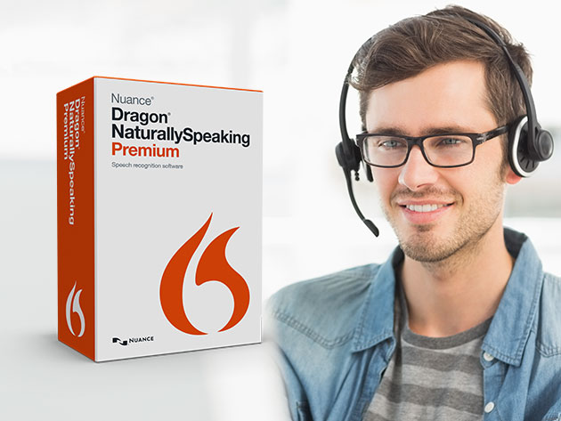dragon naturallyspeaking 13 premium stacksocial. Black Bedroom Furniture Sets. Home Design Ideas