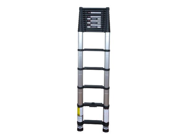 Contractor Series 165+/250 Telescoping Ladder Bundle
