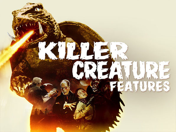 Killer Creature Features Bundle - Product Image