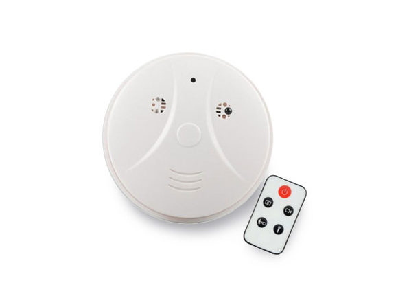Smoke Detector HD Spy Camera