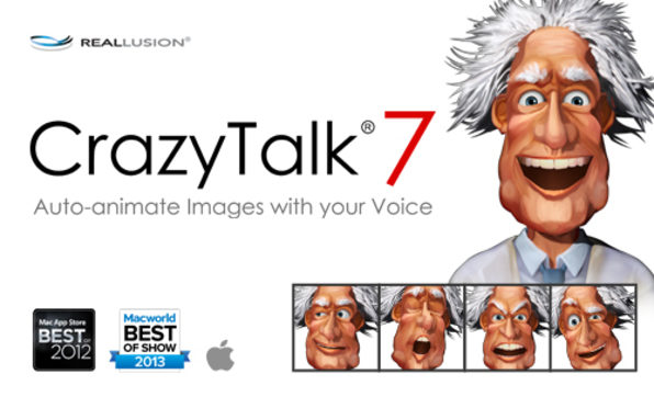 Animate Any Images With CrazyTalk7 Pro for Mac | MacTrast Deals