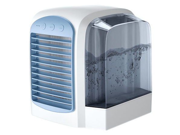 Kinkoo Mini Portable Air Conditioner (Blue)
