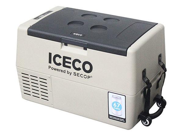 ICECO TR45: Portable 45L Fridge with SECOP Compressor