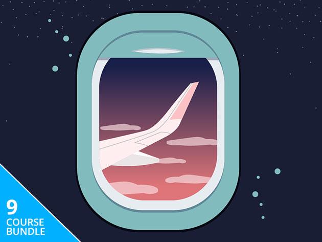 Skimm'rs Exclusive: The Ultimate Travel Hacker Bundle | Joyus