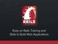 'Ruby on Rails: Training & Skills to Build Web Applications' Course - Product Image