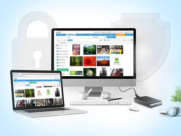 Zoolz Cloud Backup Storage: Lifetime of 1.5TB Instant Vault and 1.5TB of Cold Backup Storage