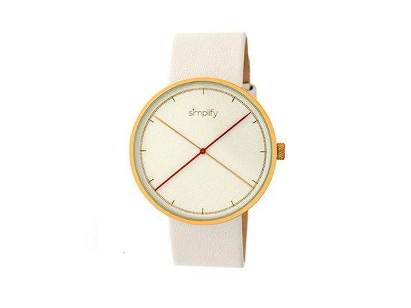 "Simplify ""The 4100 Series"" Men's Quartz Watch (Model 4104)"