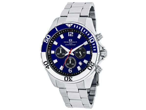Oceanaut Men's Blue Dial Watch - OC2520