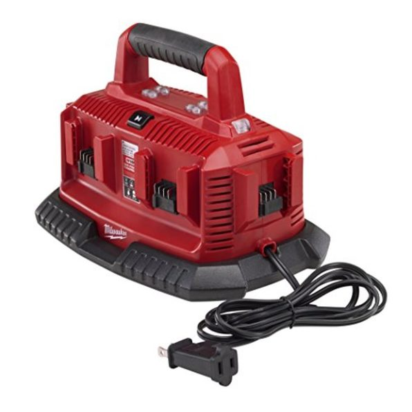 Milwaukee 48-59-1806 M18 Six Pack Sequential Charger - Product Image