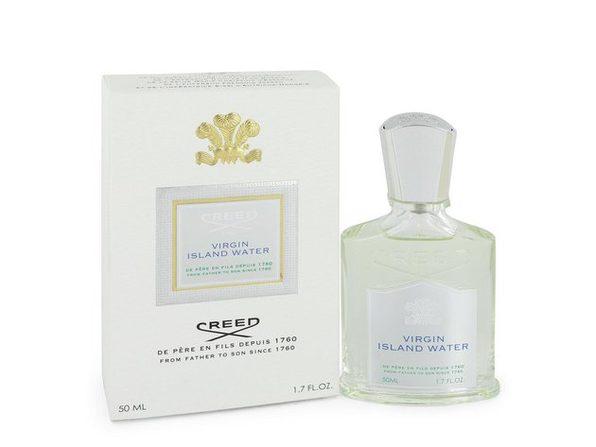 Virgin Island Water by Creed Eau De Parfum Spray (Unisex) 1.7 oz - Product Image