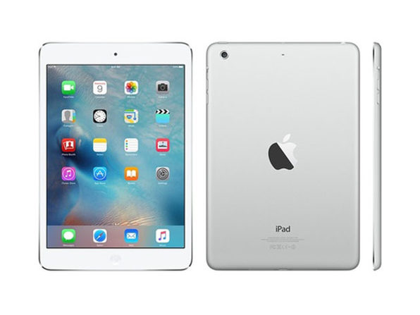 "iPad Mini 3rd Gen 7.9"" 64GB - Silver (Certified Refurbished: Wi-Fi Only)"