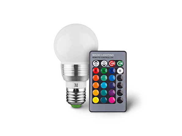 Massimo Color Changing Light Bulb