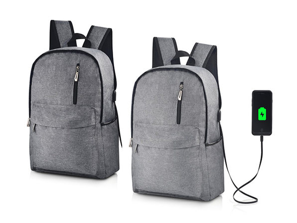 Something Strong Charging Backpack