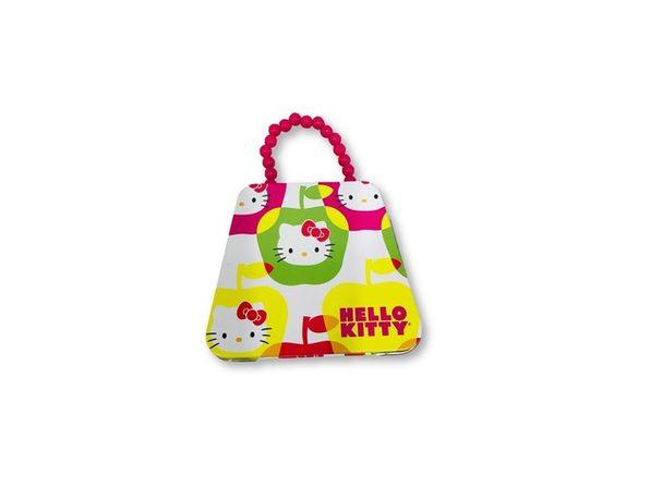 Hello Kitty Beaded Mini Collectible Tin - Yellow