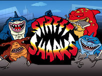 Street Sharks: Complete Series - Product Image