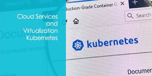 Kubernetes: Containerizing Applications in the Cloud - Product Image