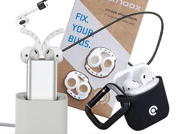 Earhoox: AirPod Survival Kit