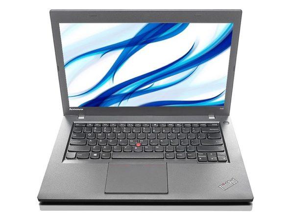 "Lenovo T440 14"" Laptop, 1.9 GHz Intel i5 Dual Core Gen 4, 4GB DDR3 RAM, 500GB SATA HD, Windows 10 Home 64 Bit (Renewed)"
