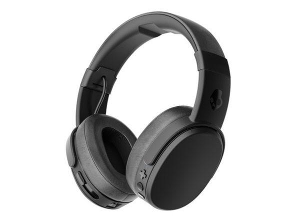 Skullcandy Crusher Wireless Foldable Immersive Bass Headphone - Black