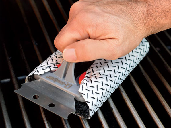 Q-Swiper® BBQ Grill Cleaning Bundle