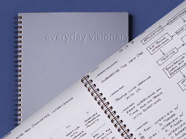 ZerModus Everyday Visionary Planner