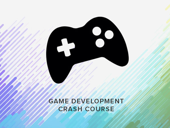 Game Development Crash Course - Product Image