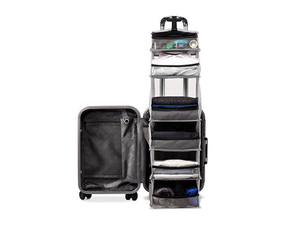 LifePack: The Carry-on Closet