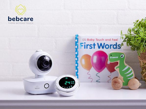 Bebcare iQ Wi-Fi HD Smart Baby Monitor