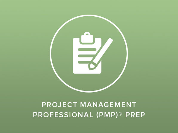 Project Management Professional (PMP)® Prep - Product Image