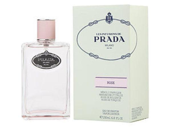 PRADA INFUSION DE ROSE by Prada EAU DE PARFUM SPRAY 6.7 OZ For WOMEN