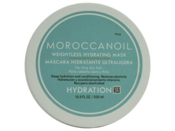 MOROCCANOIL by Moroccanoil WEIGHTLESS HYDRATING MASK FOR FINE DRY HAIR 16.9 OZ for UNISEX ---(Package Of 6)