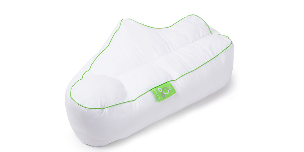 Sleep Yoga®: Side Sleeper Arm Rest Pillow with Pillow Cover