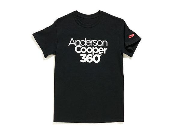AC360 Tee Black