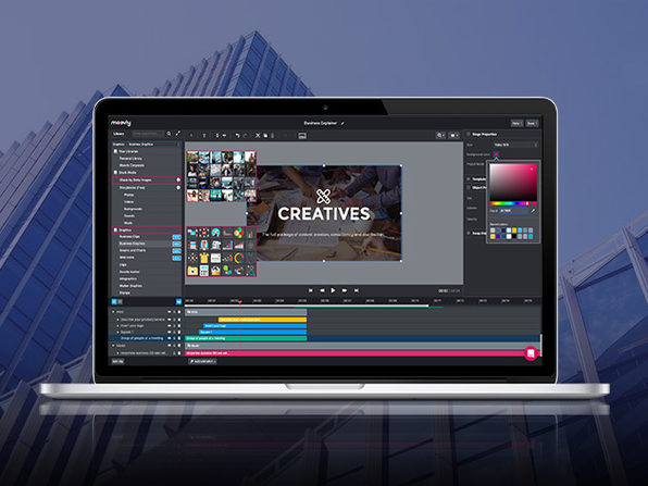 Moovly Video Maker Pro Plan: Lifetime Subscription | Popular