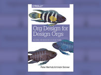 Org Design for Design Orgs: Building & Managing In-House Design Teams - Product Image